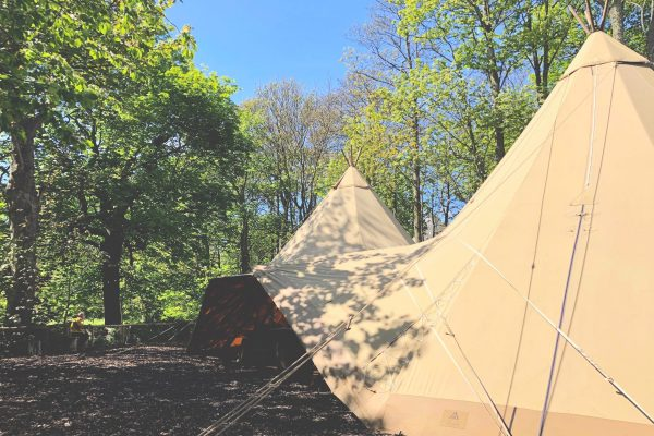 Tipi hire North London