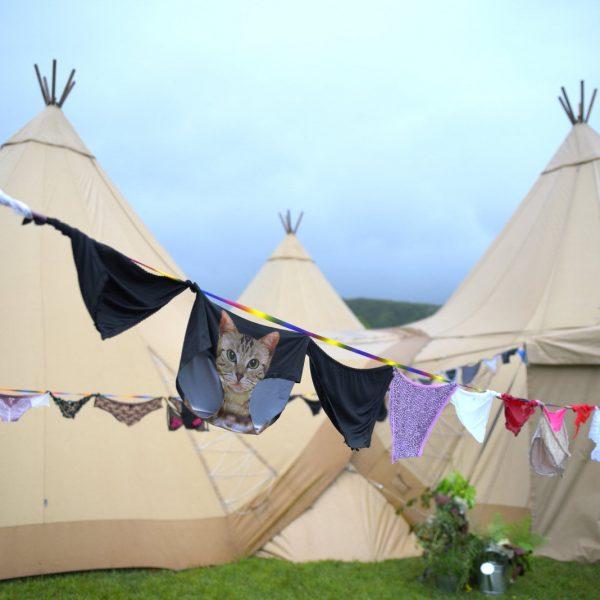 Wedding tent teepee Liverpool20