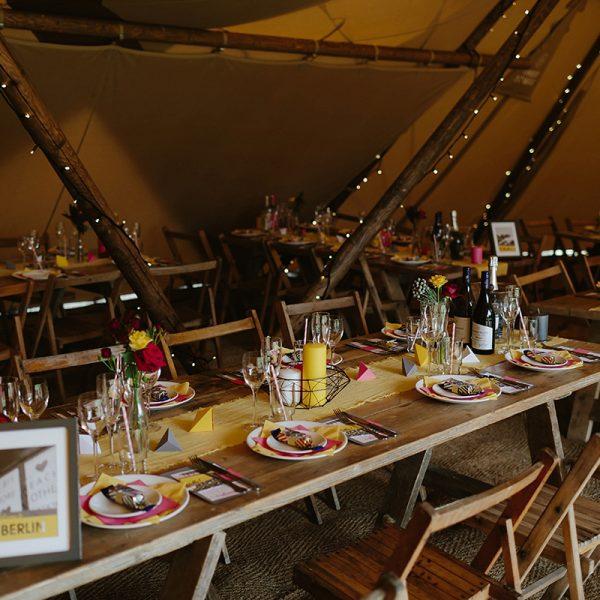 Tipi Wedding Tent Hire10