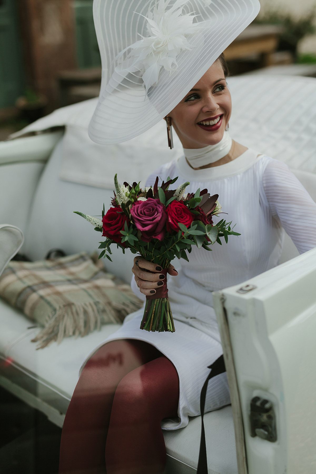 Real Wedding: Sally & David